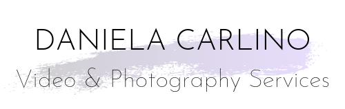 Daniela Carlino Video & Photography Services